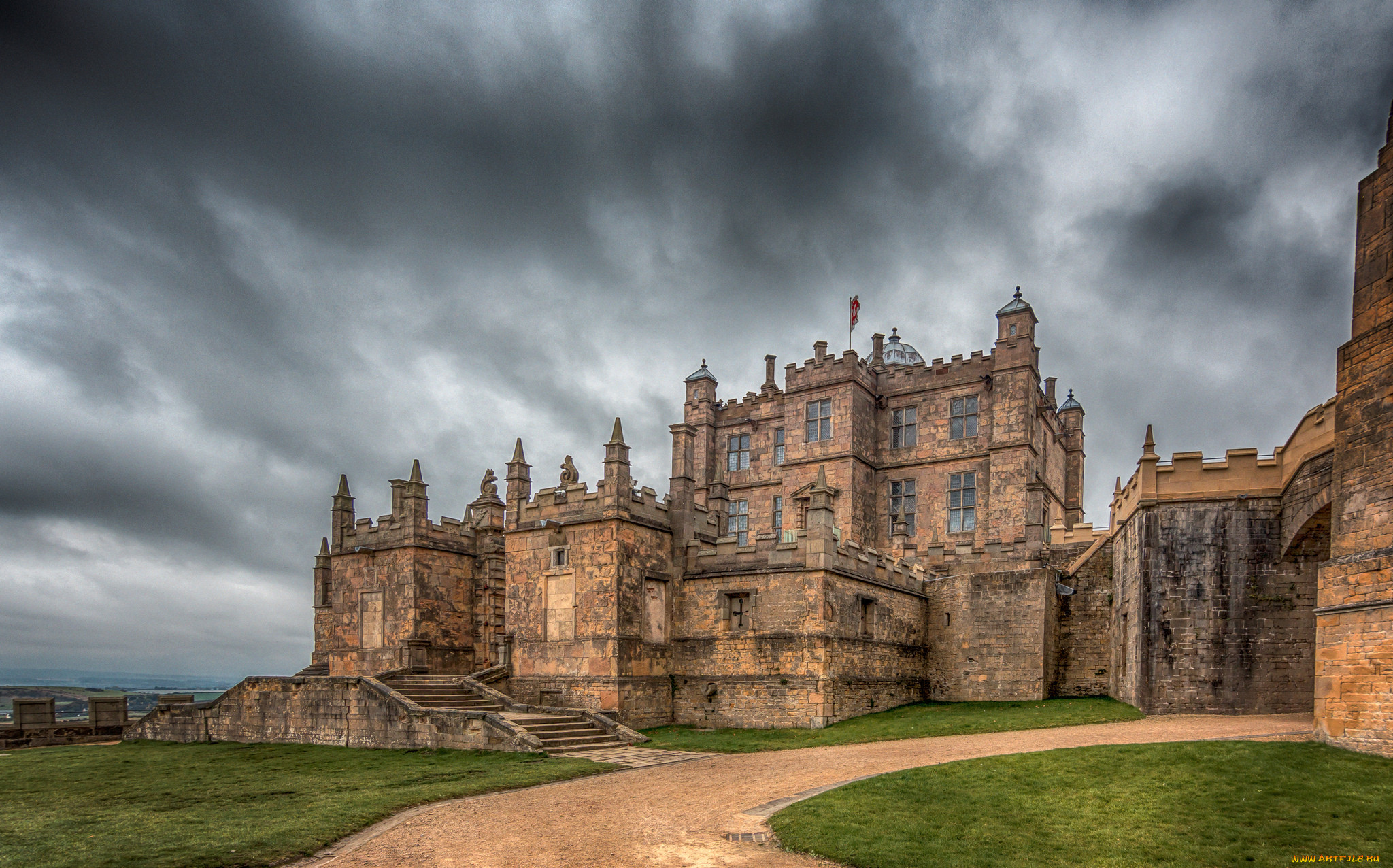 если замки англии фото с названиями и историей самый распространенный